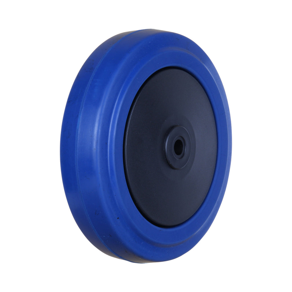 BP12532B 110kg Blue Rubber Wheel