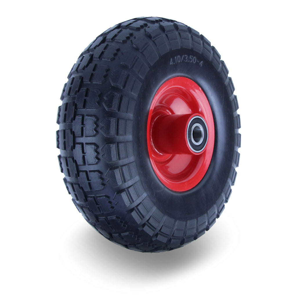 F350X4SB16-O/S 80 Kg <span>Puncture Proof Pneumatic Wheel</span>