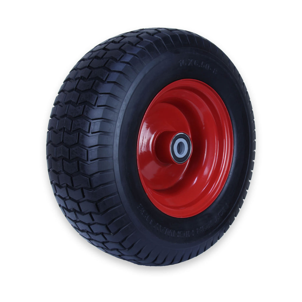 F650X8SB58 150 Kg <span>Puncture Proof Pneumatic Wheel</span>