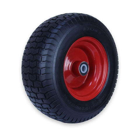 F650X8SB20 150 Kg <span>Puncture Proof Pneumatic Wheel</span>