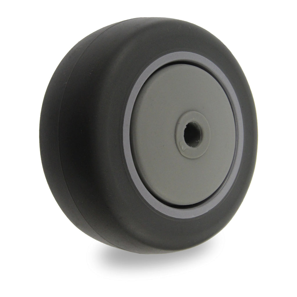 GRQ75 85 Kg 75mm<span>Grey Rubber Wheel</span>