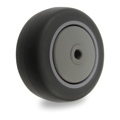 GRQ75 85 Kg <span>Grey Rubber Wheel</span>