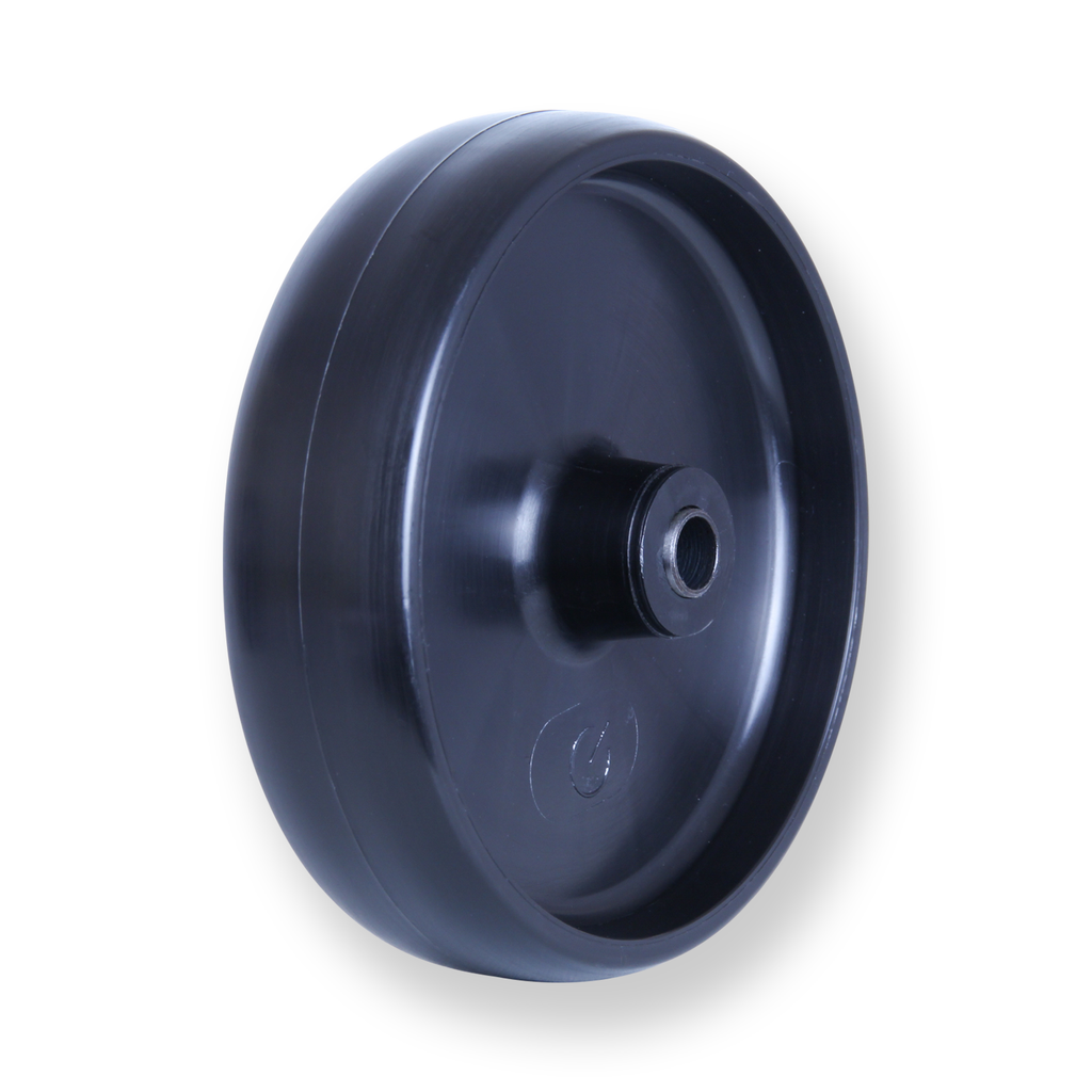 JNN125 200kg Black Nylon Wheel