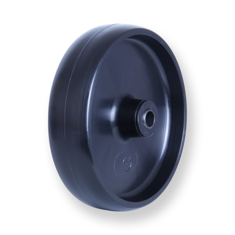 JNN125 200 Kg Black Nylon Wheel