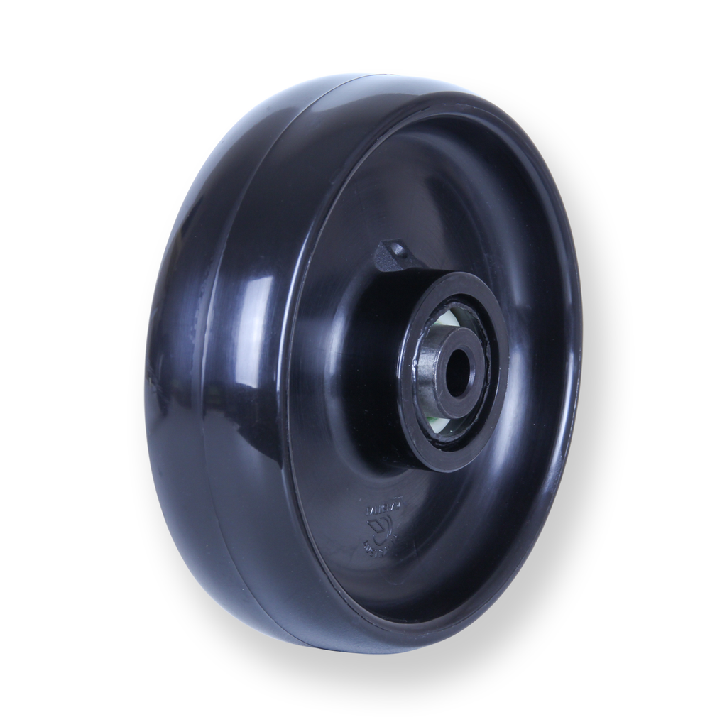 JNR125 300kg Black Nylon Wheel