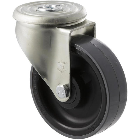 JUR125/JZH <span>300 Kg Bolt-Hole 125mm Polyurethane</span>