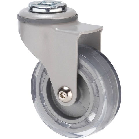 KVP75/KPHGY <span>45 Kg Bolt-Hole 75mm Clear PVC</span>