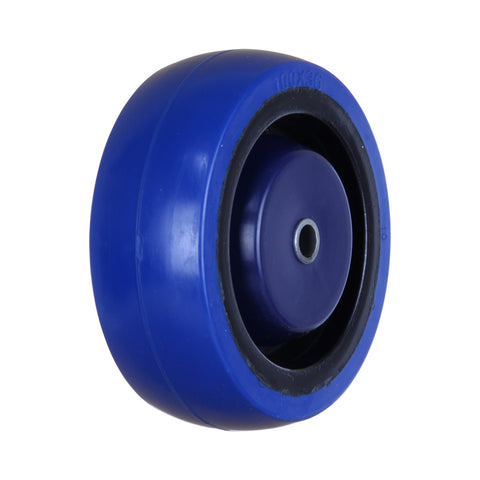 MBQ100G <span>140 Kg 100mm Blue Rubber</span>