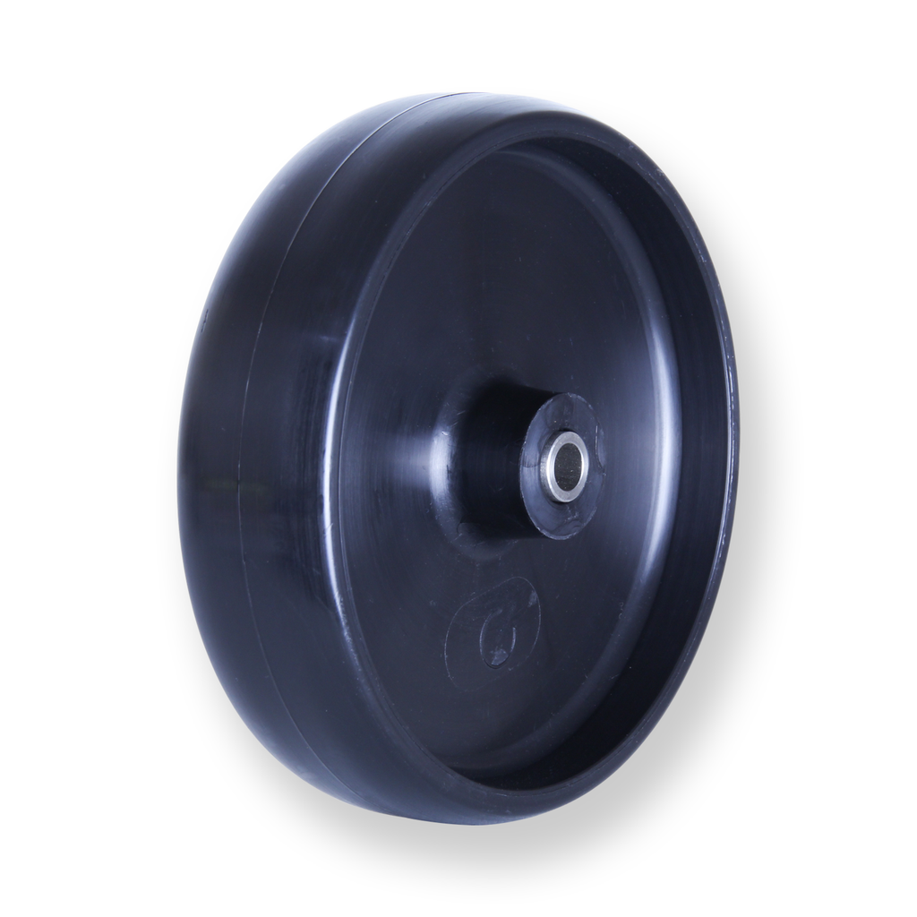 MNN125 150kg Black Nylon Wheel