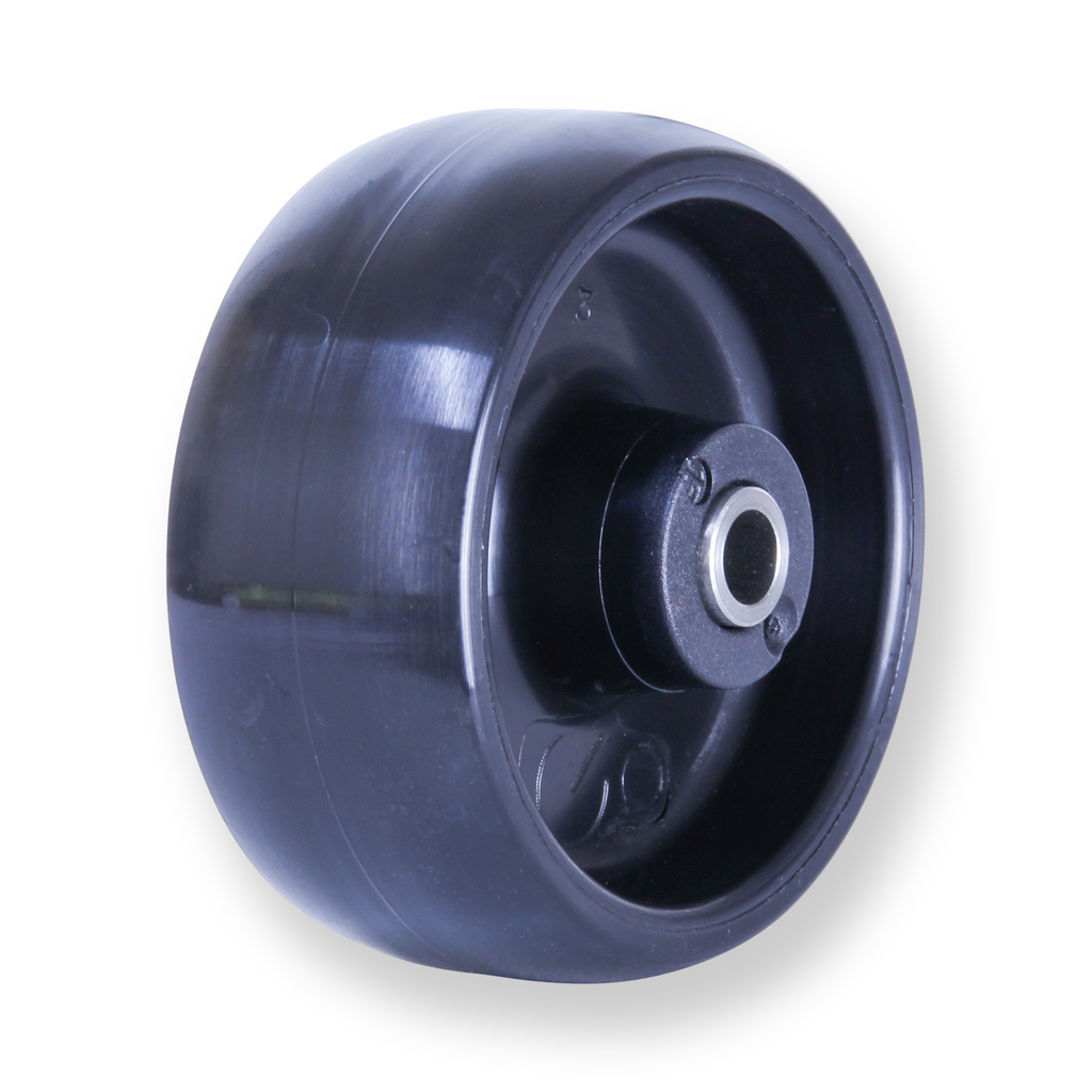 MNN75 150 Kg <span>Black Nylon Wheel</span>