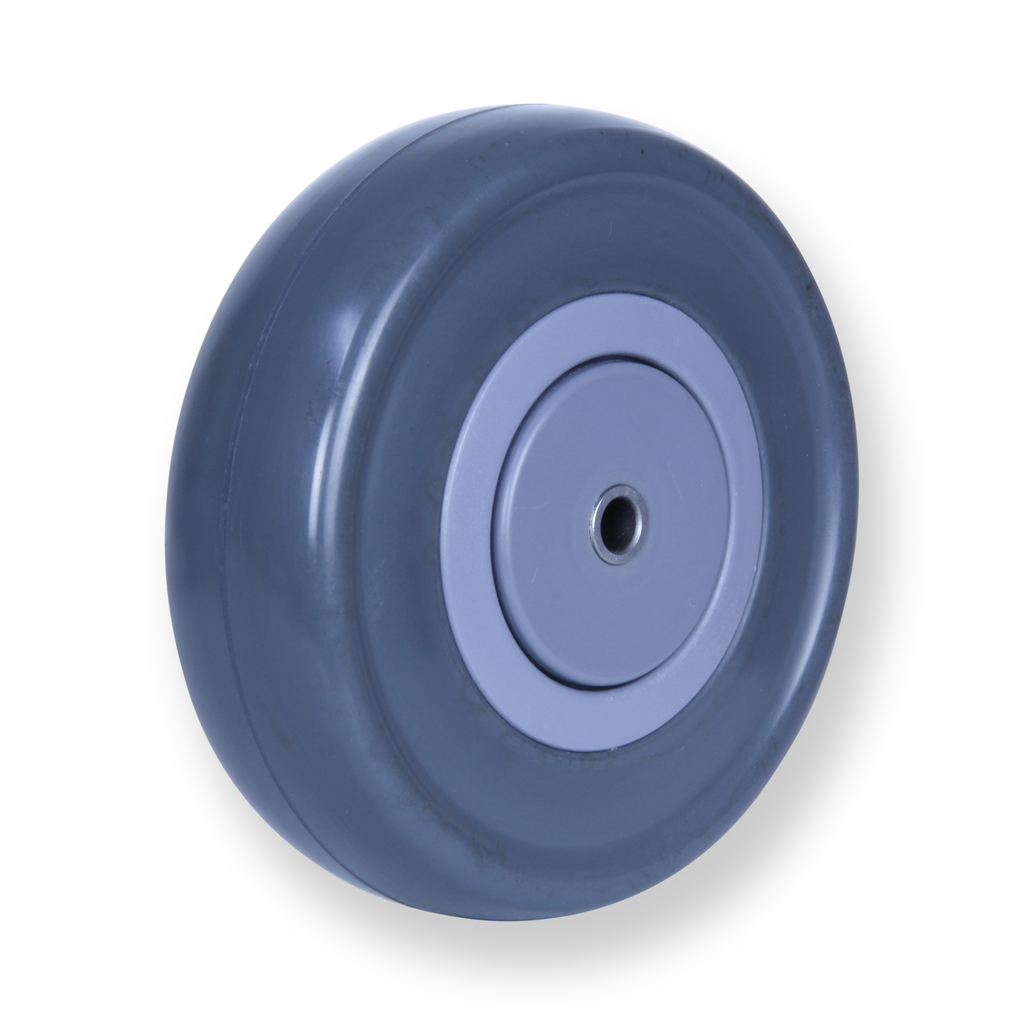 MSQ125G 150 Kg Grey Rubber Wheel