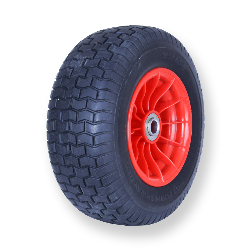 F650X8PB 100kg Puncture Proof Pneumatic Wheel