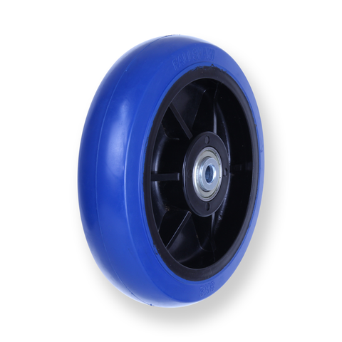OBQ200 400 Kg <span>Blue Rubber Wheel</span>