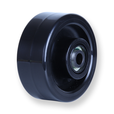 ONA100 350 Kg Black Nylon Wheel