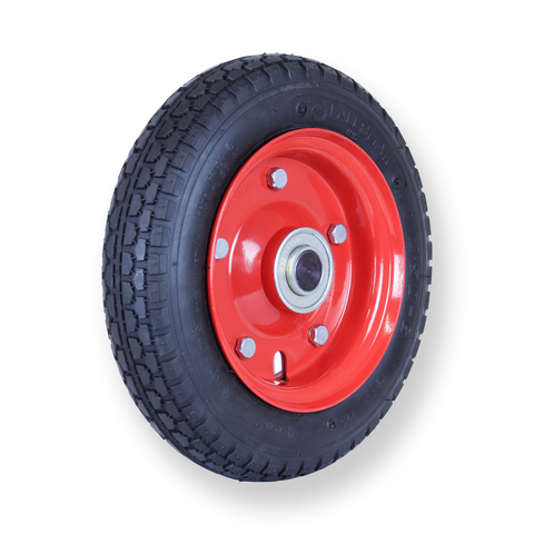 P250X6IND-SB10 90 Kg Puncture Proof Pneumatic Wheel
