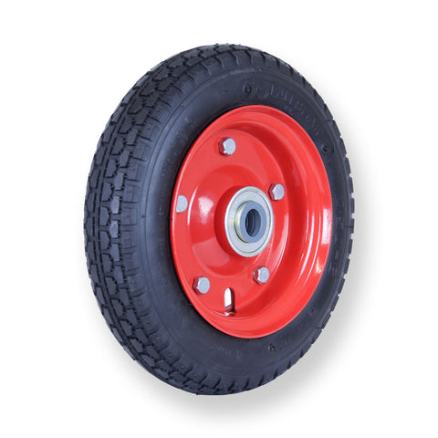 P250X6IND-SB34 90 Kg <span>Puncture Proof Pneumatic Wheel</span>
