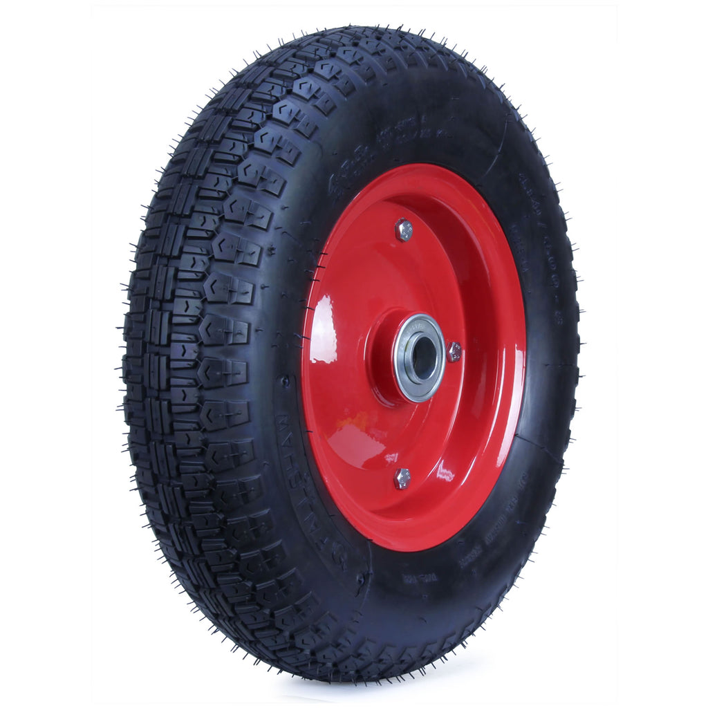 P400X8KNO-SB10 120 Kg <span>Puncture Proof Pneumatic Wheel</span>