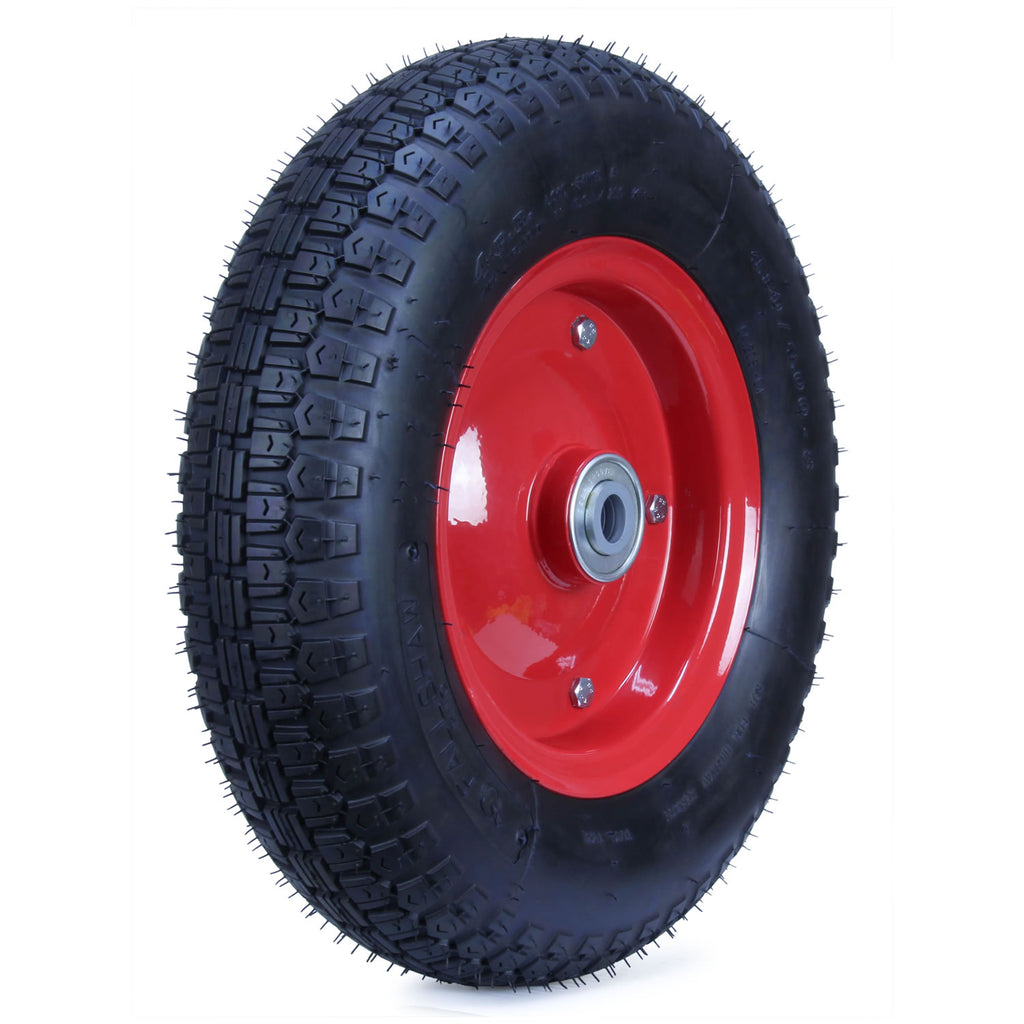 P400X8KNO-SB34 120 Kg <span>Puncture Proof Pneumatic Wheel</span>