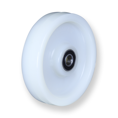 PLN200X48Q20 700k White Nylon Wheel