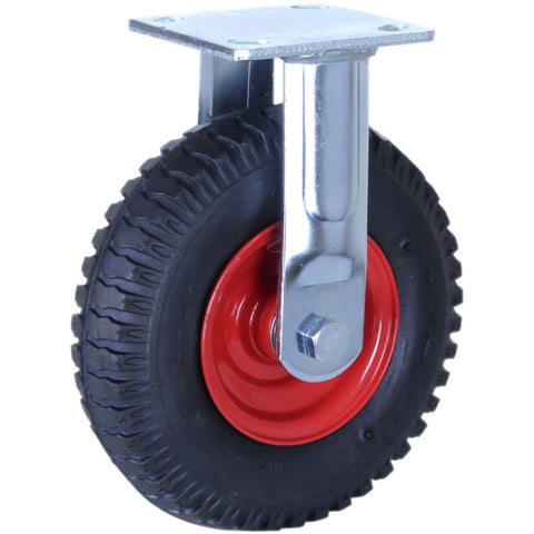 PZF250X4-FS <span>75 Kg Fixed 220mm Black MCP Puncture-Proof</span>