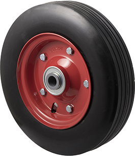 R280/70R-SRB20 200 Kg <span>Black Rubber Wheel</span>