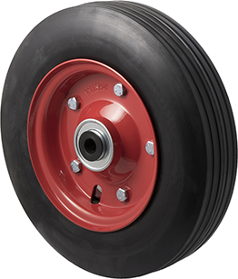 R280/70R-SRB58 200 Kg <span>Black Rubber Wheel</span>