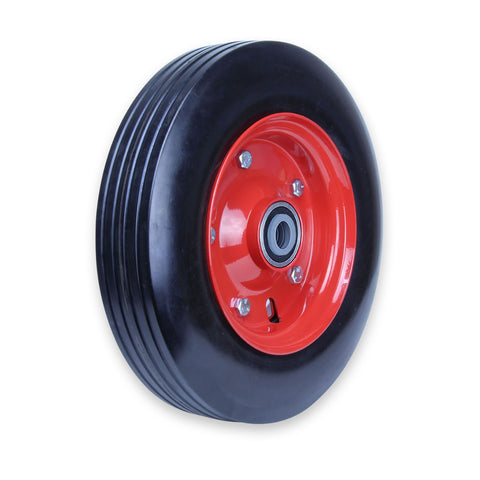 R280/70R-SRQ34 200 Kg <span>Black Rubber Wheel</span>