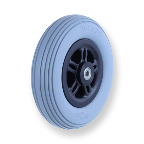 REX 200X50 - 30 Kg <span>Grey Solid Wheel</span>