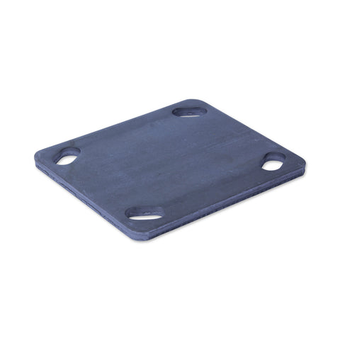 SPPLATEHNARAW 114mm x 100mm <span>Raw Steel Mounting Plate</span>