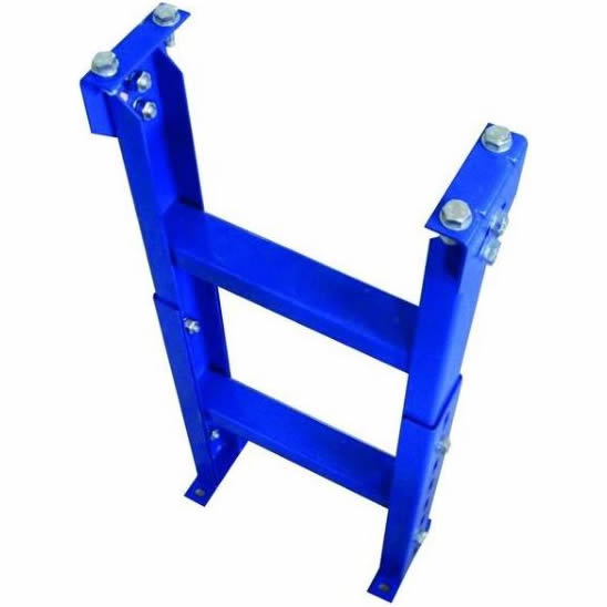 Conveyor Stand Powder Coated Steel 300mm x 720-1300mm<span>In-store pickup required</span>