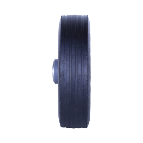 U200/60C-POYB58 135 Kg Black Rubber Wheel