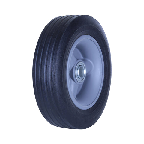 U200/60C-POYB20 135 Kg <span>Black Rubber Wheel</span>