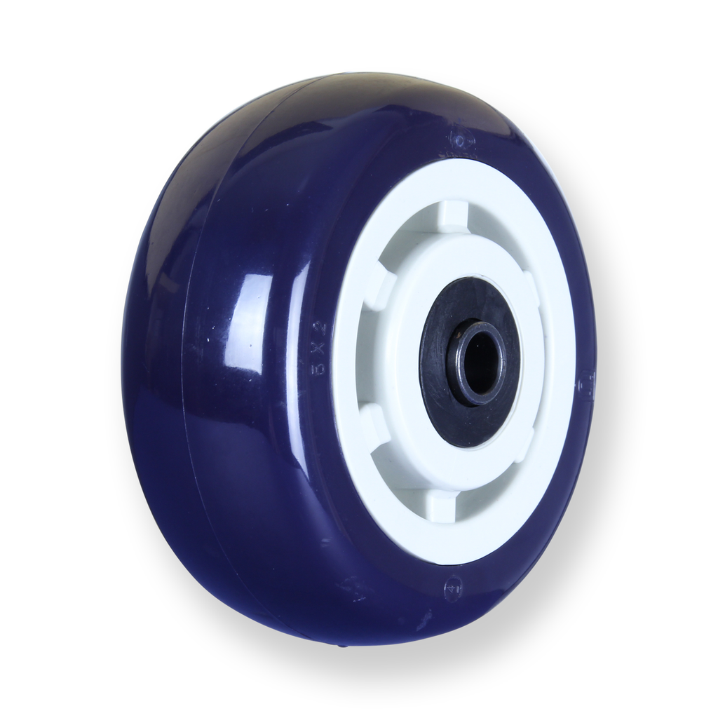 UP12550B 400 Kg Polyurethane Wheel