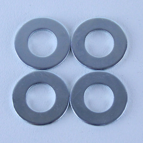 M10 Flat Washer Pack of 4 each