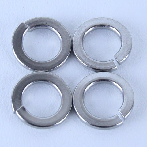 M12 S/S Spring Washer Pack of 4 each