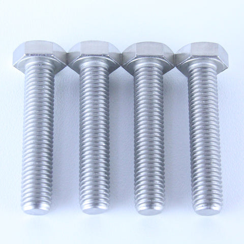 M12X60 S/S Set Screw <SPAN>Pack of 4 each</SPAN>