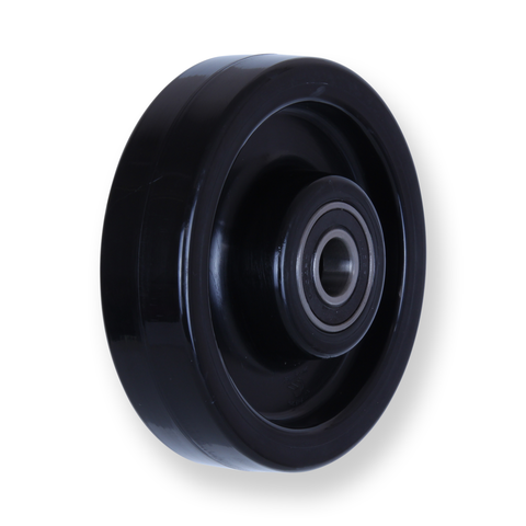 WNQ150 600 Kg <span>Black Nylon Wheel</span>