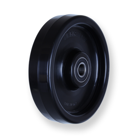 WNQ200 600kg Black Nylon Wheel