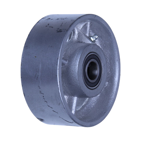 XCQ125 590 Kg Cast Iron Wheel