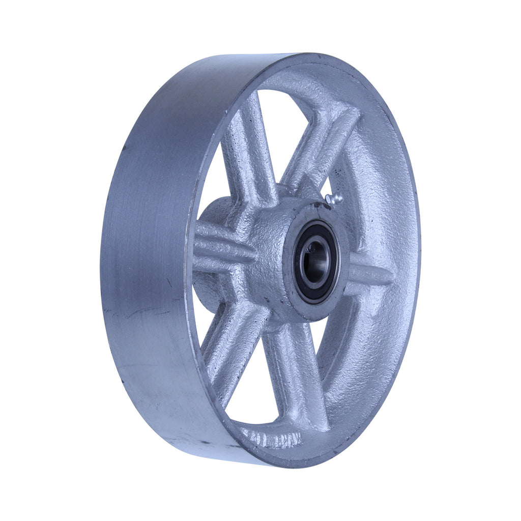 XCQ200 820 Kg Cast Iron Wheel