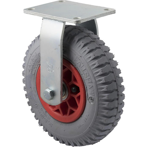 YLGG250/YZF <span>100 Kg Fixed Plate 220mm Grey Rubber Pneumatic</span>