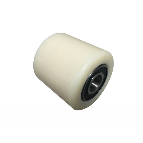 Pallet Truck Nylon Load Roller <span>750 Kg 74mm x 93mm White Nylon</span>