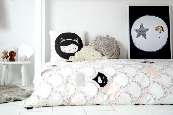 MISS MEOW DUVET SET