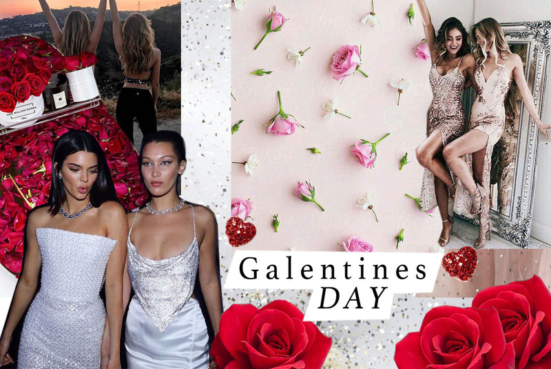 THE TRUE MEANING OF GALENTINES DAY