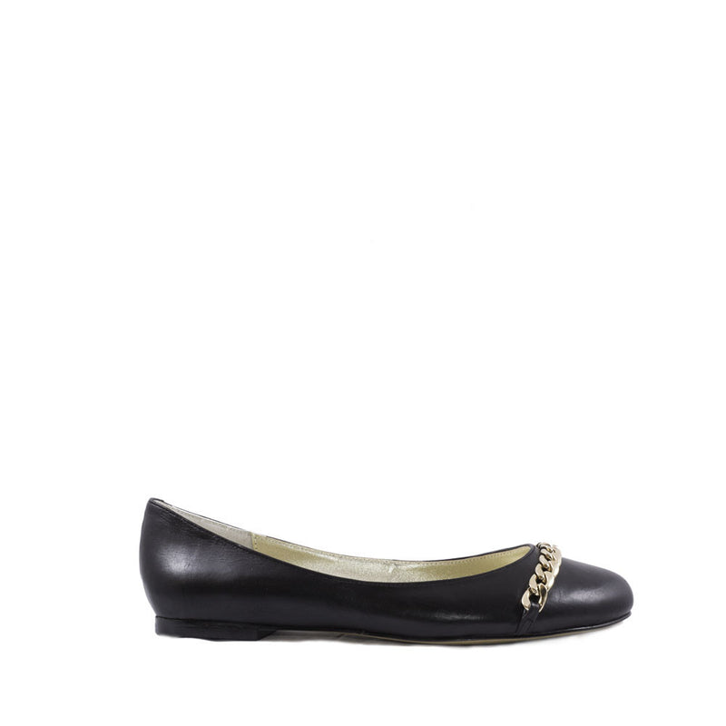 Izoa Mabel Flats Black