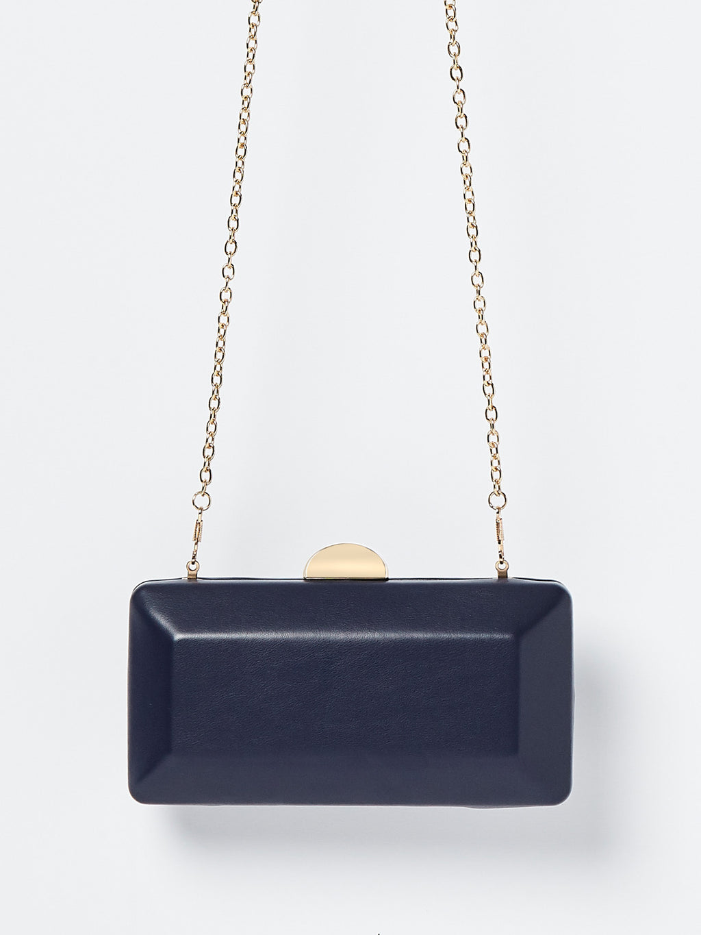 Izoa Pharlap Clutch Navy