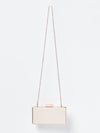 Izoa Winx Clutch Nude Rose Gold