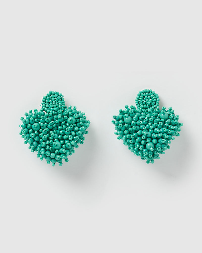 Izoa Adorn Earrings Mint