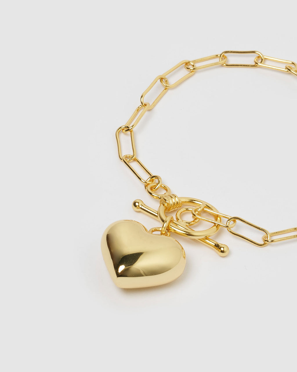 Izoa Feel The Love Bracelet Gold