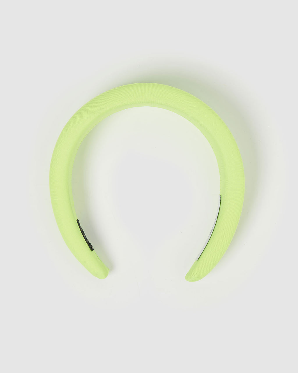 Izoa Blair Headband Lime Green